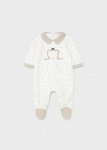Pijama matlasată ECOFRIENDS pentru nou-născut băiat, Mayoral