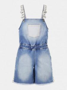 Salopetă blue jeans pentru fete, Guess