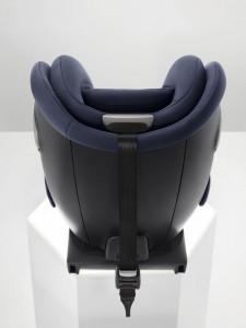 Scaun auto gb Everna-fix London Grey