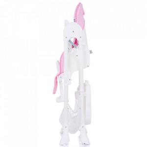 Scaun de masa Chipolino Bandi pink