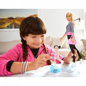 Set Barbie by Mattel I can be Sport 2 papusi cu accesorii FXP38