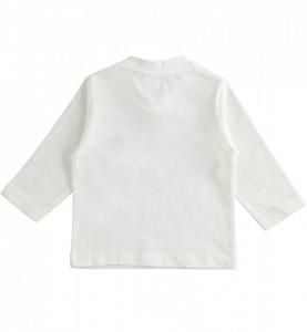 Bluza cu maneca lunga bebe IDO