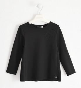 Bluza elaganta de fata IDO neagra