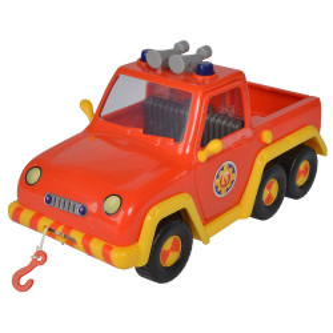 Masina de pompieri Simba Fireman Sam Venus cu figurina si accesorii