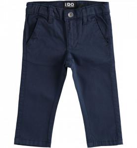 Pantalon baieti, bleumarin,IDO