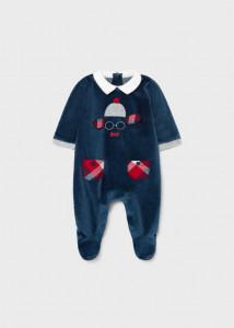 Pijama cu buzunărele pentru nou-născut băiat, Mayoral