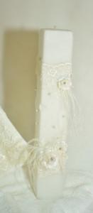 Rochita ivoire cu bilune si danela