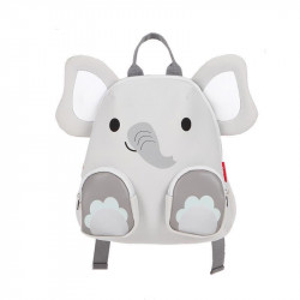 Rucsac copii Qplay Kindy Elefantel