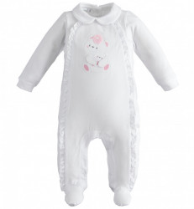 Salopeta imbratisabila de fetita noua nascut din bumbac IDO