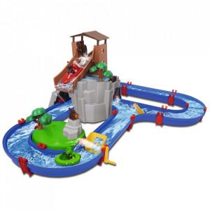 Set de joaca cu apa AquaPlay Adventure Land