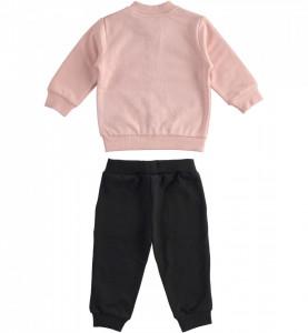 Trening fetita nou nascut din bumbac roz IDO