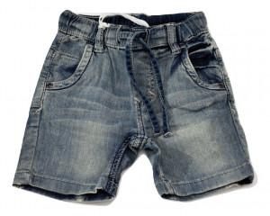 Blue Jeans scurt pentru băieți, din bumbac, iDO