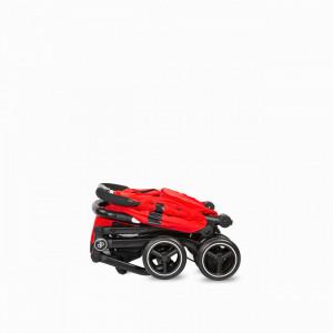 Carucior Sport gb Qbit+ All Terrain Rose Red
