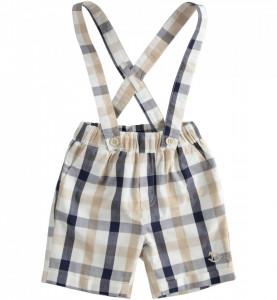 Pantalon scurt baiat bebe , Sarabanda , carouri
