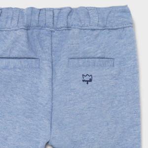 Pantaloni nou nascut baiat bleo Mayoral