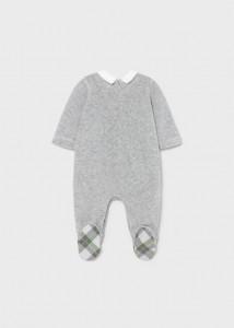 Pijama cu mașinuță pentru nou-născut băiat, Mayoral