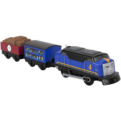 Tren Fisher Price by Mattel Thomas and Friends Gustavo