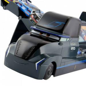 Camion Disney Cars by Mattel Gale Baufort Launching Hauler