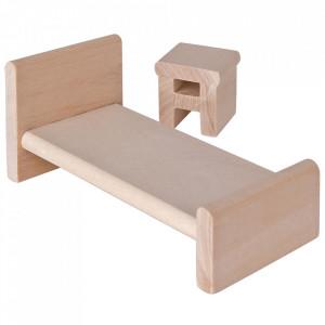 Casuta din lemn pentru papusi Eichhorn