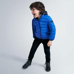 Geaca copii baiat Mayoral albastra
