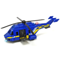 Jucarie Dickie Toys Elicopter de politie Special Forces Helicopter Unit 91