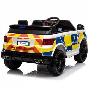 Masinuta electrica Chipolino SUV Police white