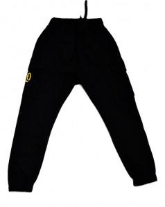 Pantaloni de trening de baieti din bumbac