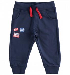 Pantaloni de trening din bumbac de baiat IDO