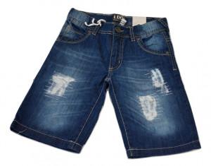 Pantaloni scurti de blug