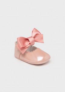Pantofiori cu fundiță pentru ceremonie bebe-fată, Mayoral