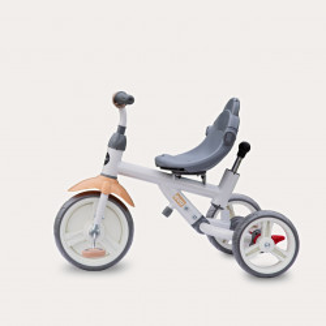 Tricicleta cu sezut reversibil Coccolle Evo (2019) Bej