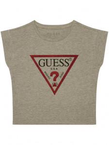 Tricou fete Guess gri