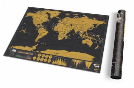 Harta razuibila Deluxe Edition 82 cm x 59 cm