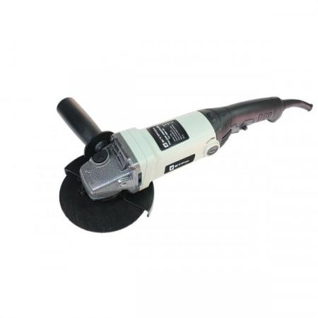 Flex Polizor Unghiular Elprom EMSU 1000-125, 1000 W, 11000 RPM, Carbuni Rezerva, Rusia