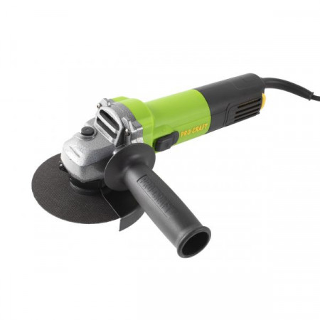 Flex Polizor Unghiular Procraft PW 750, 750 W, 1200 RPM, 125 mm + Carbuni