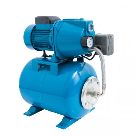 Hidrofor Elefant Aquatic AUTOJET80S, 1000 W, 50 l/min, rezervor 24 l, inox-otel