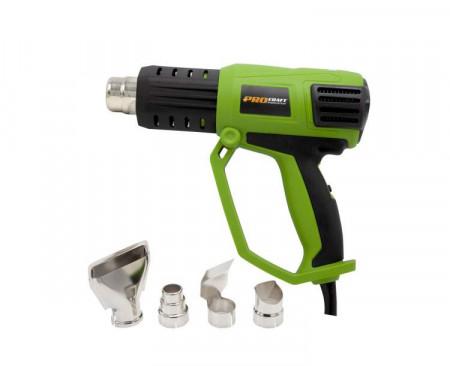 Pistol cu aer cald industrial Procraft PH2500, 650 ° C, 2500 W