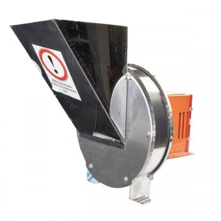 Razatoare electrica Vinita, 1.8 kw, Carcasa Inox ,1500 rpm Fructe, Legume, Radacinoase