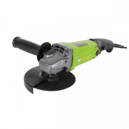 Flex Polizor Unghiular Procraft PW 1200, 1.2 kW, 11000 RPM, 125 mm