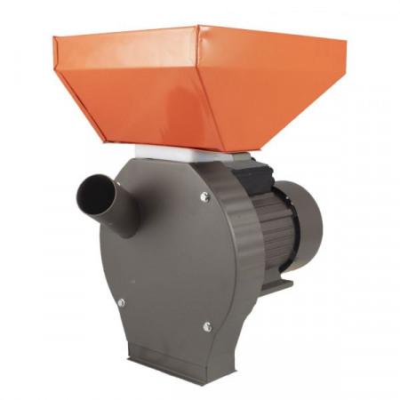 Moara de cereale Elefant 350E Cuva Mare, electrica 3.5 kW, 3000 rpm + site