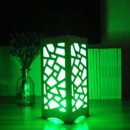 Lampa de veghe cu lumini colorate