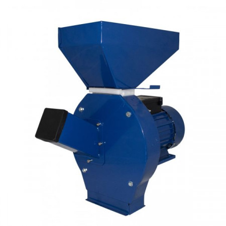 Moara de cereale/furajere Elefant CM1.1E, Uruitor electric 3.5 kW, 3000 rpm + site+cutite