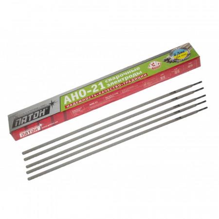 Electrozi rutilici de sudura, Paton ANO-21, 4 mm, 2.5 kg