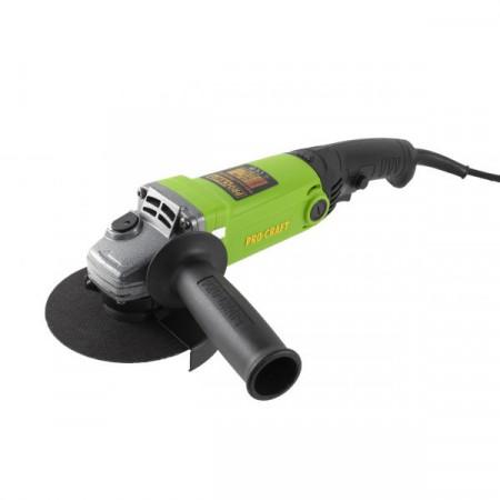 Flex Polizor Unghiular Procraft PW 860, 860 W, 1100 RPM, 125 mm + Carbuni