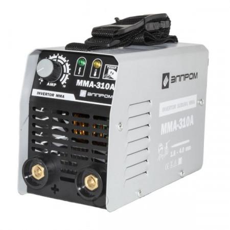 Invertor de sudura MMA Elprom 310A, 310 Amperi, Semi-Profesional, max 4 mm electrod