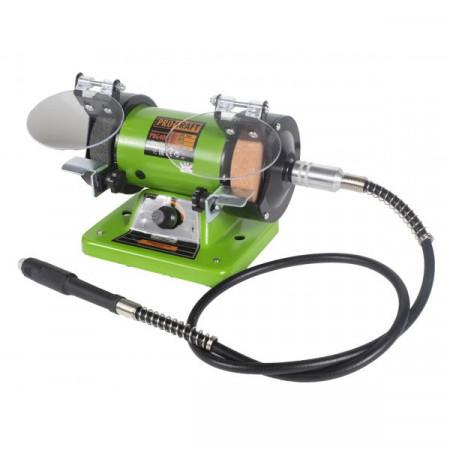 Procraft PBG 400, Polizor de banc cu gravor, 400 W, 10000 RPM, 75 mm