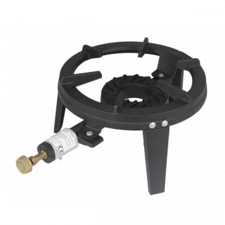 Arzator/Pirostrie Elefant GB-22, 1 Inel Gaz Propan-Butan, GPL, Putere 6.5kW