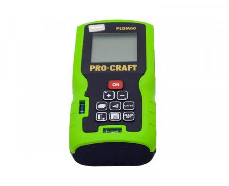 Masurator distanta laser Procraft PLDM-60