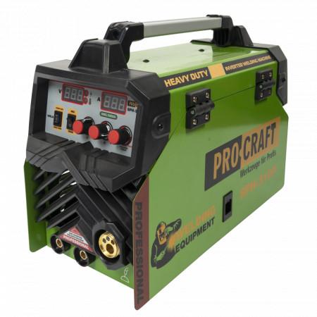 SPH310P welding machine PROCRAFT,produsul contine taxa timbru verde 2,5 Ron, 16 kg