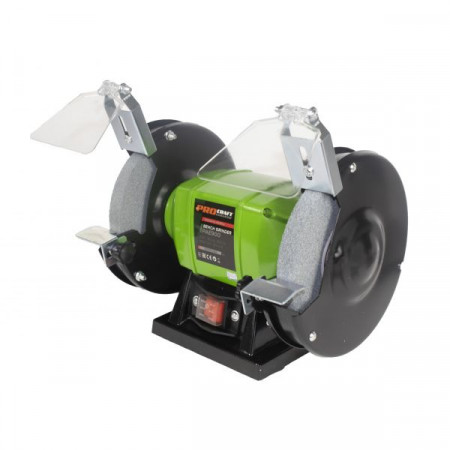 Procraft Industrial PAE 900, Polizor de banc, 150 mm, 900 W, 2950 rpm